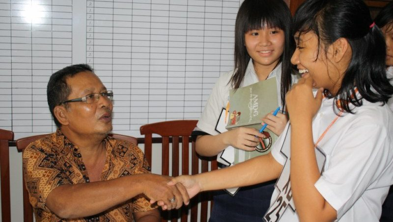 Compassion To My Teachers And Staffs