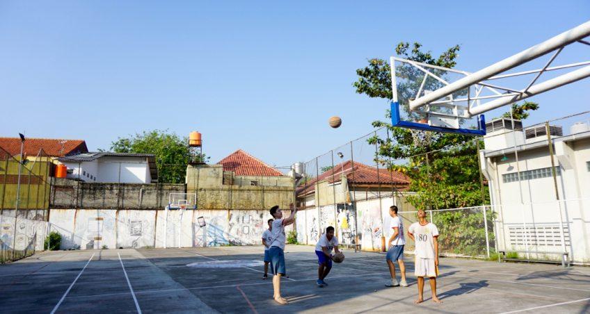 Lapangan Outdoor