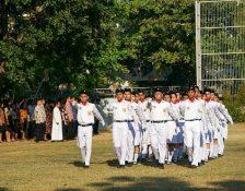 Upacara Peringatan Kemerdekaan Republik Indonesia ke-74