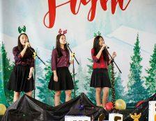 "Perayaan Natal SMA Kolese Loyola – ""In everything, be the light"""