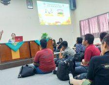 Talk Show Paguyuban KEKL Universitas Negeri