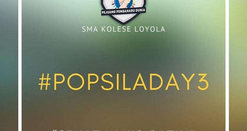 POPSILA 2021 – DAY 3