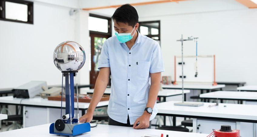 Laboratorium Fisika