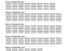 Jadwal Wawancara PPDB T.P. 2022 / 2023 Jalur Tes